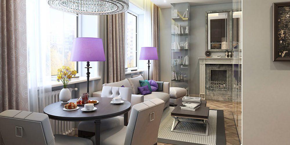 Decoração de apartamentos