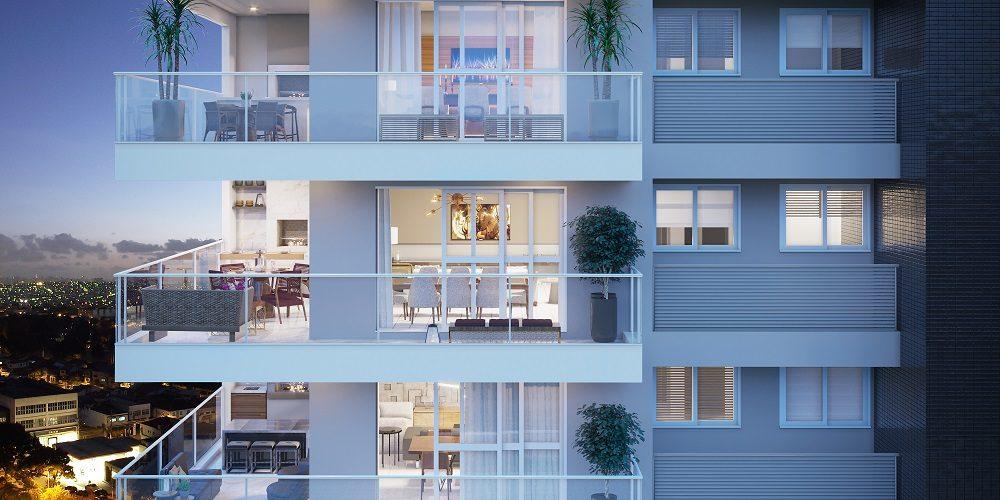 Aproveitar as Varandas dos Apartamentos Garante Viver em Melhor Estilo