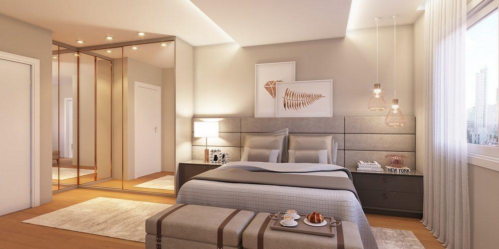 As comodidades e vantagens em morar em apartamento com suítes